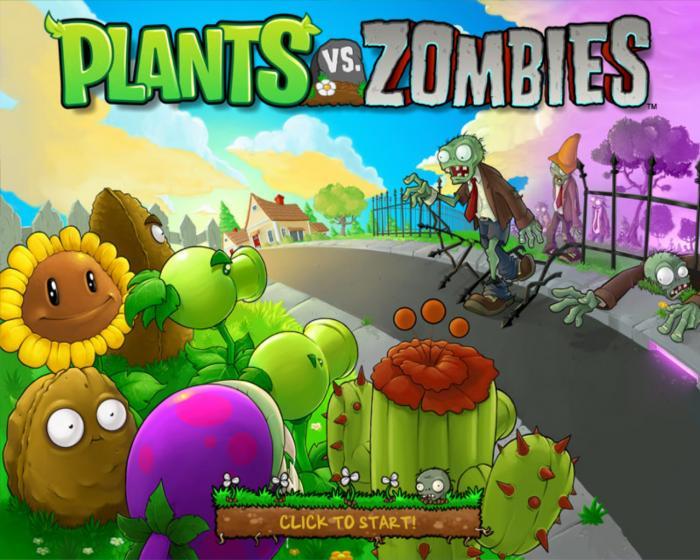 Plants vs Zombies en promo à 0.79 € – iDevices