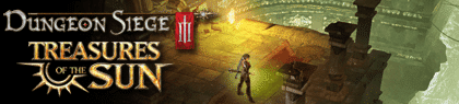 Dungeon Siege III: Treasures of the Sun disponible sur Xbox 360/PS3 et PC 4