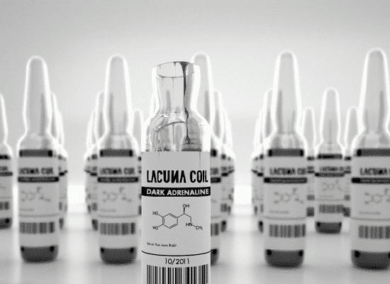 Critique : Lacuna Coil – Dark Adrenaline