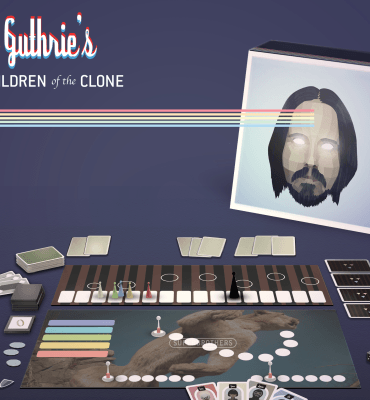 Children Of The Clone - Jim Guthrie 5