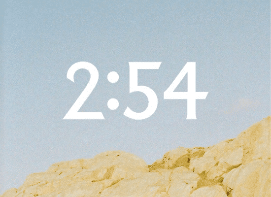 Critique : 2:54 – Scarlet EP