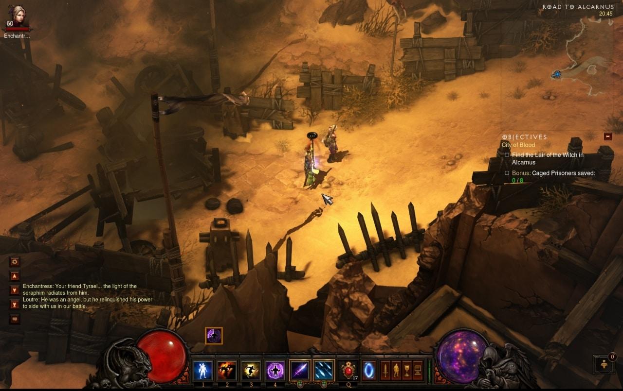 Test : Diablo III 3