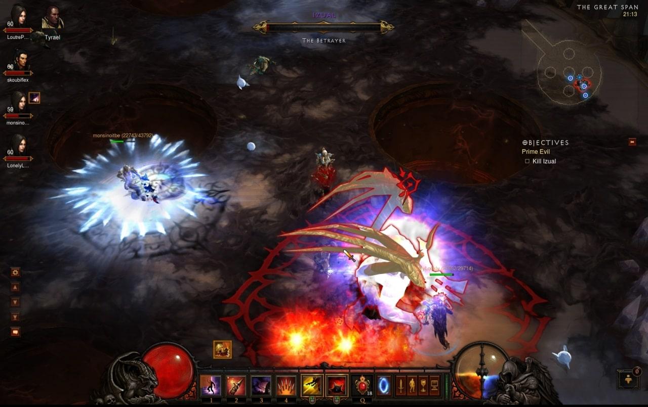 Test : Diablo III 5