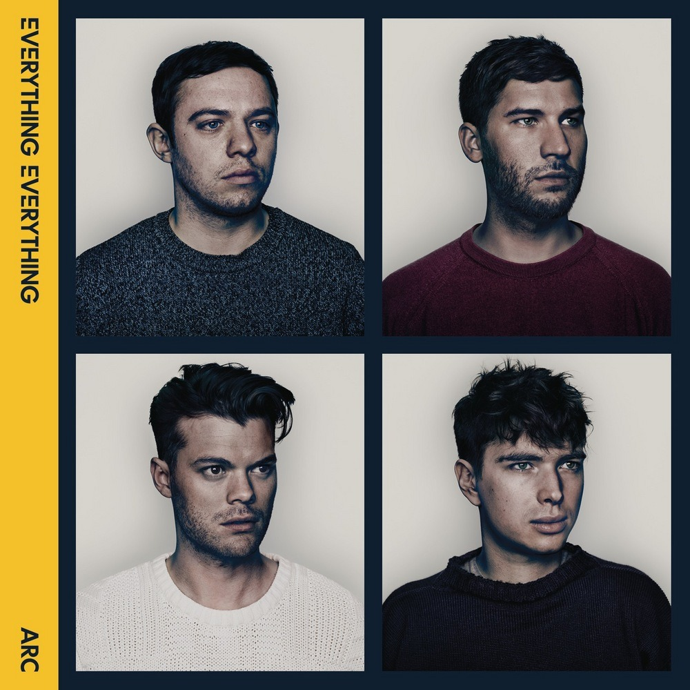 Everything Everything new album Arc