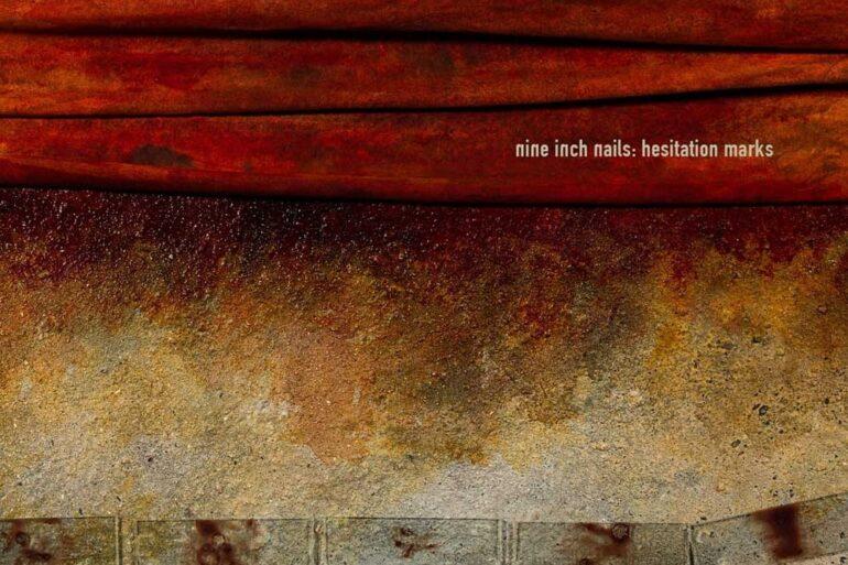 NIN - Hesitation Mark Cover
