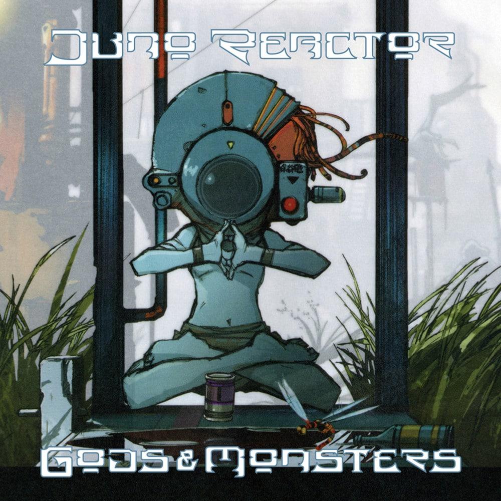 Critique : Juno Reactor - Gods & Monsters 3