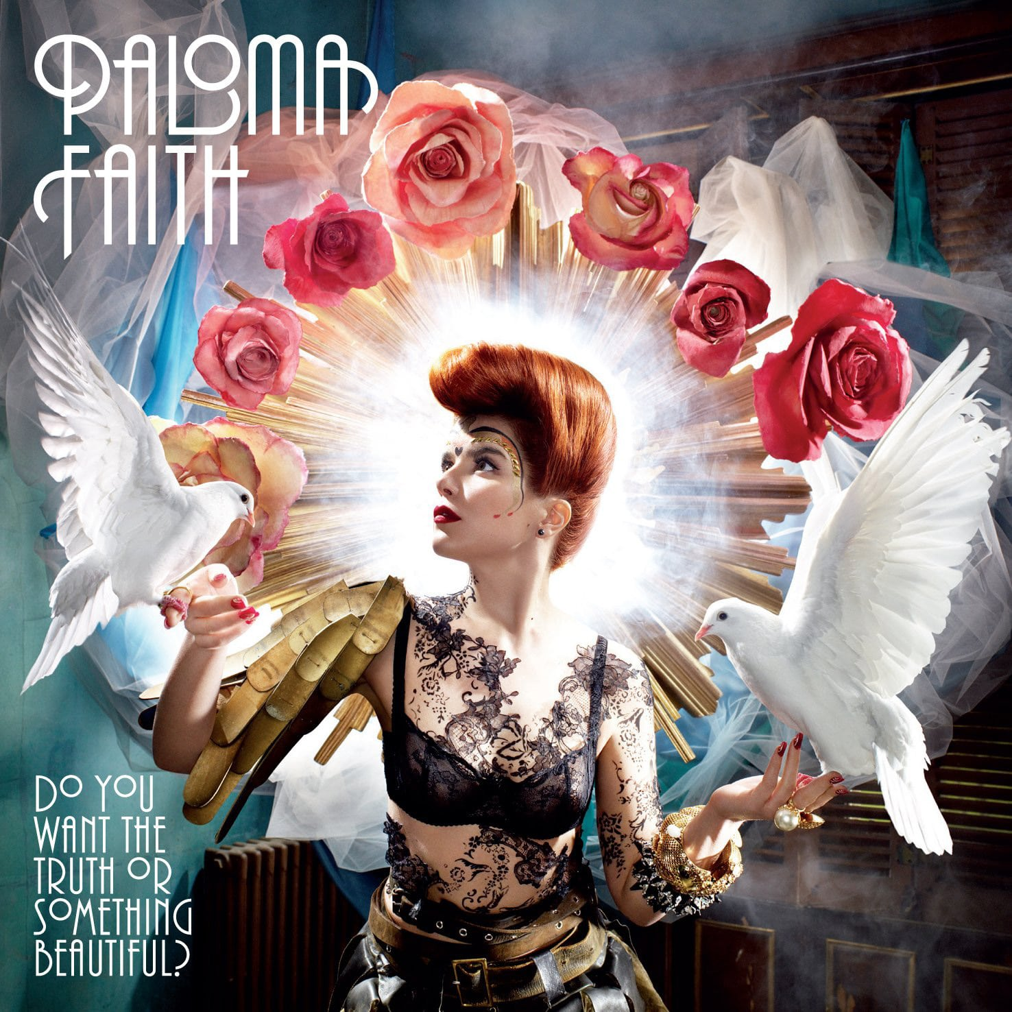 Critique : Paloma Faith - Do You Want The Truth Or Something Beautiful? 3