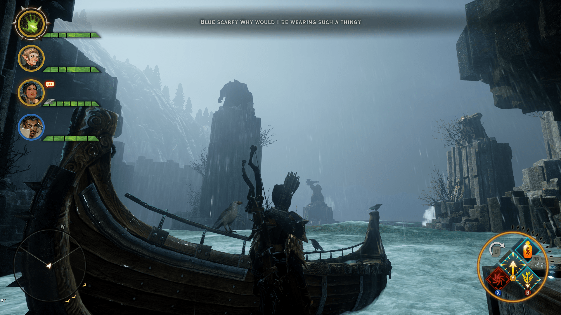 Test : Dragon Age: Inquisition 16