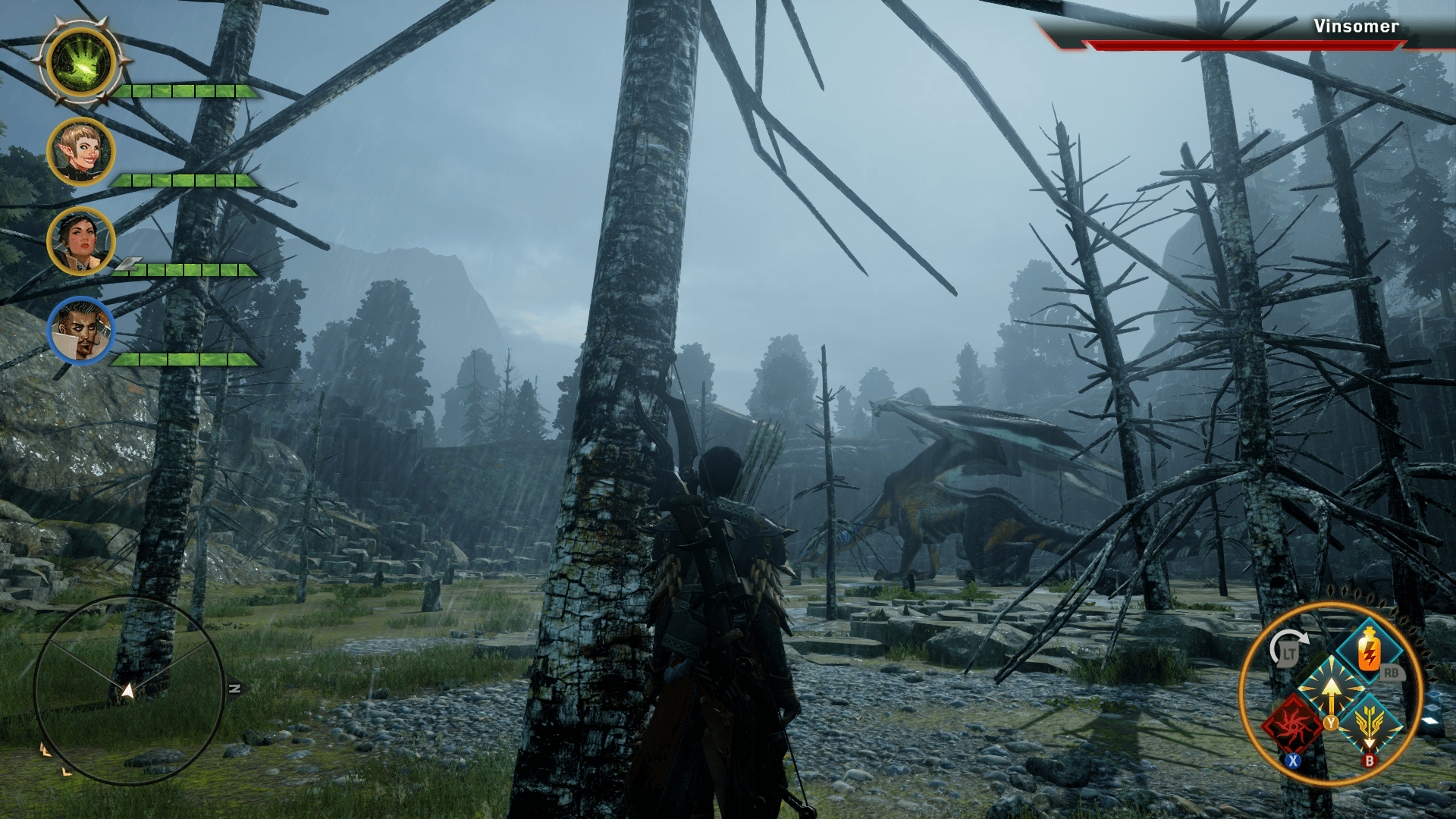 Test : Dragon Age: Inquisition 13