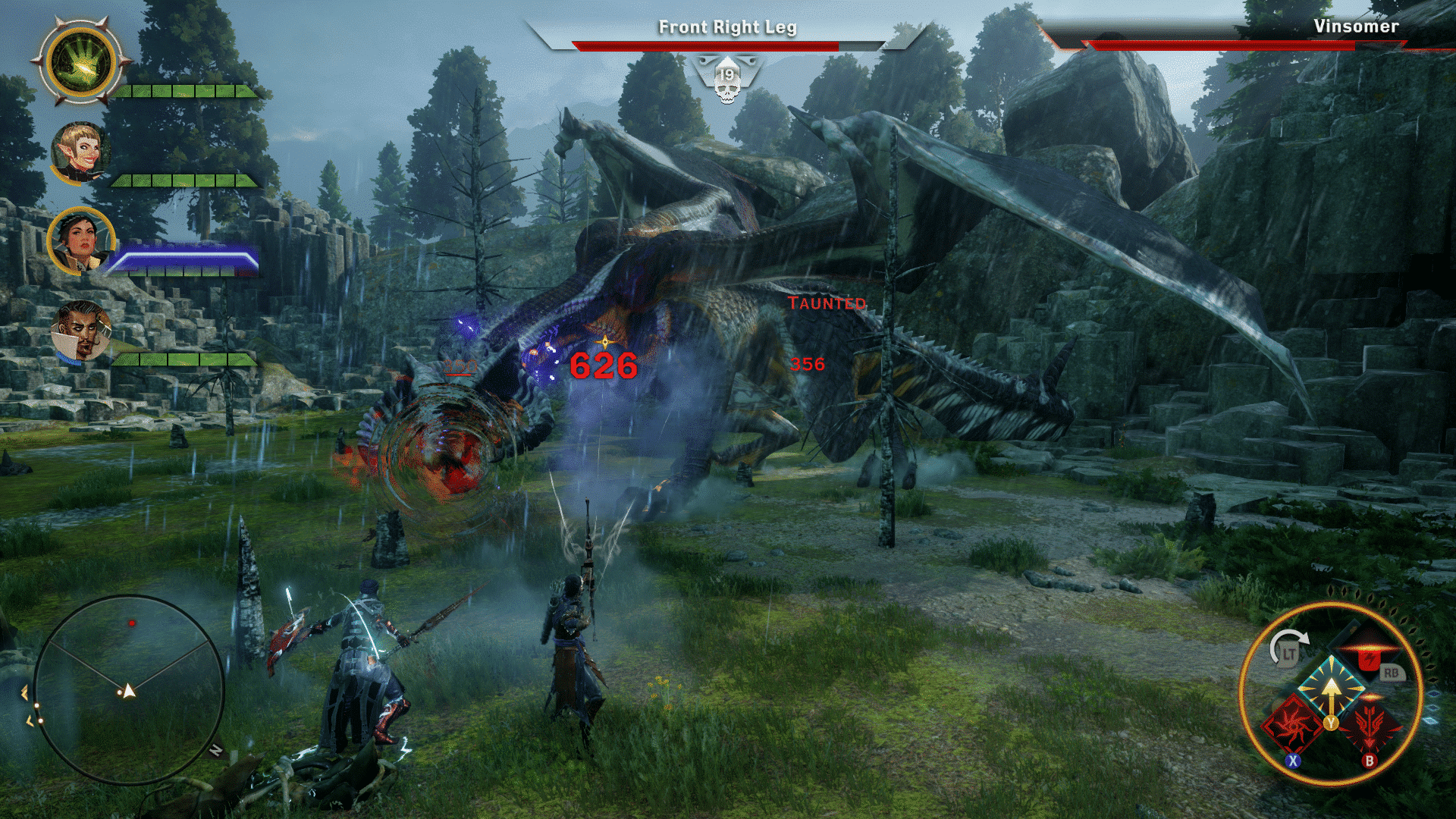 Test : Dragon Age: Inquisition 12
