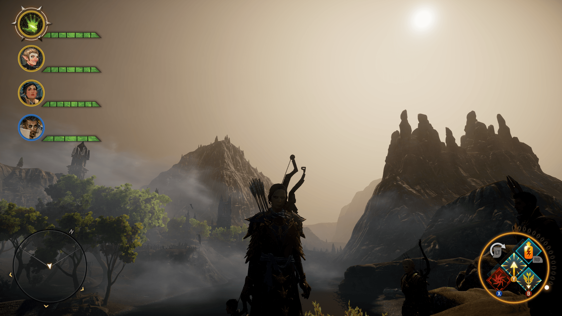 Test : Dragon Age: Inquisition 8
