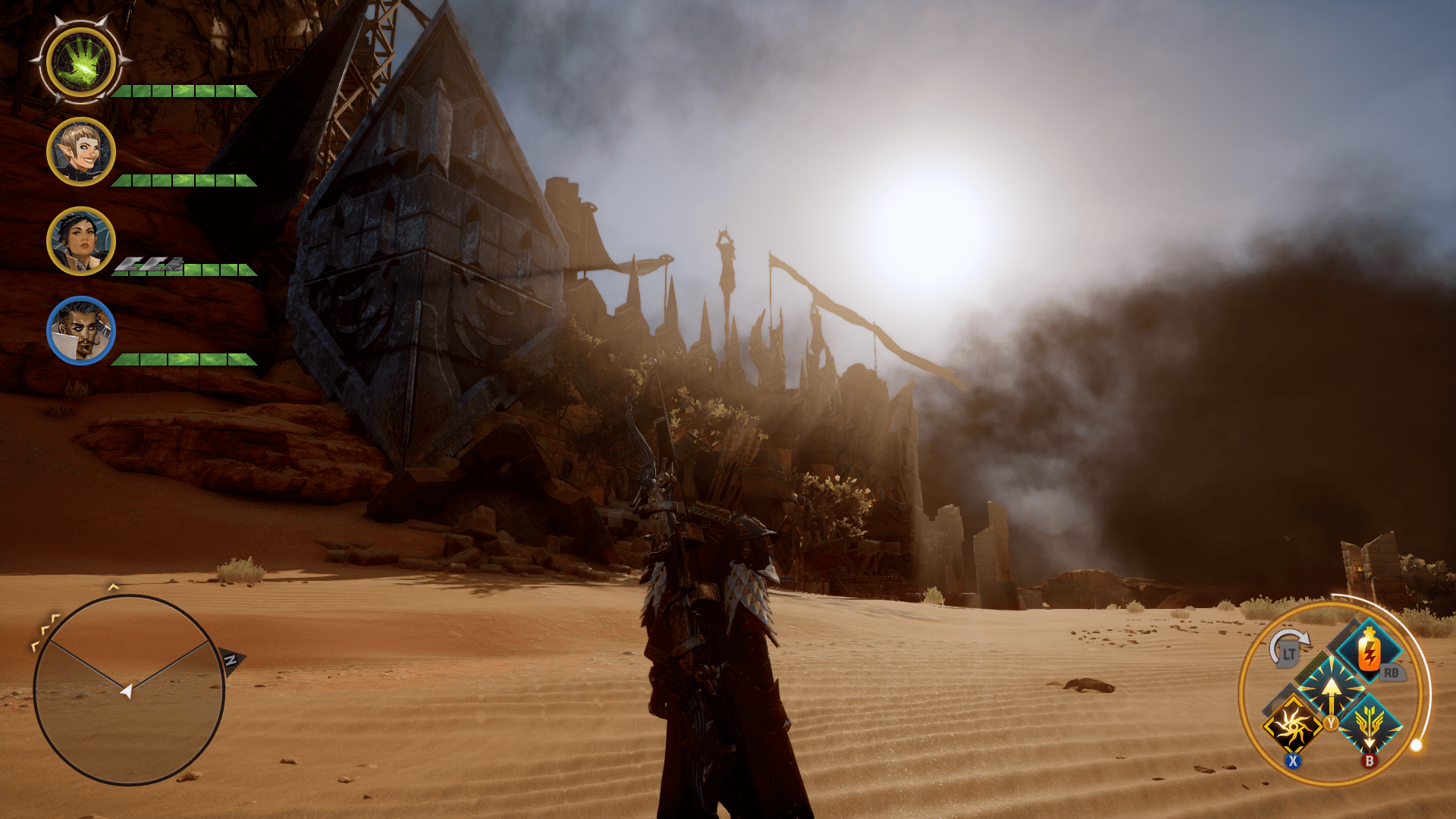 Test : Dragon Age: Inquisition 5