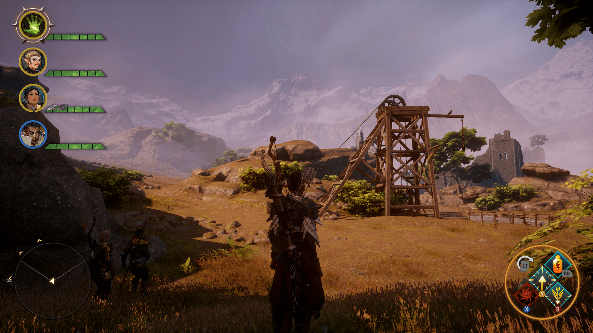 Test : Dragon Age: Inquisition 3