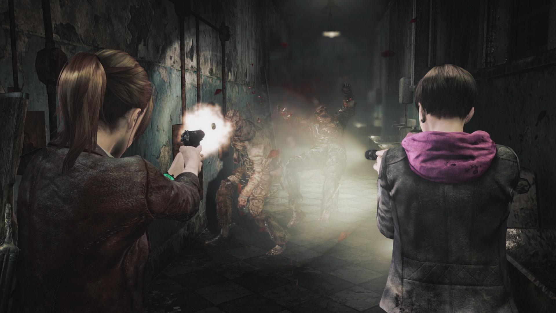 Test : Resident Evil : Revelations 2 - Episode 1 3