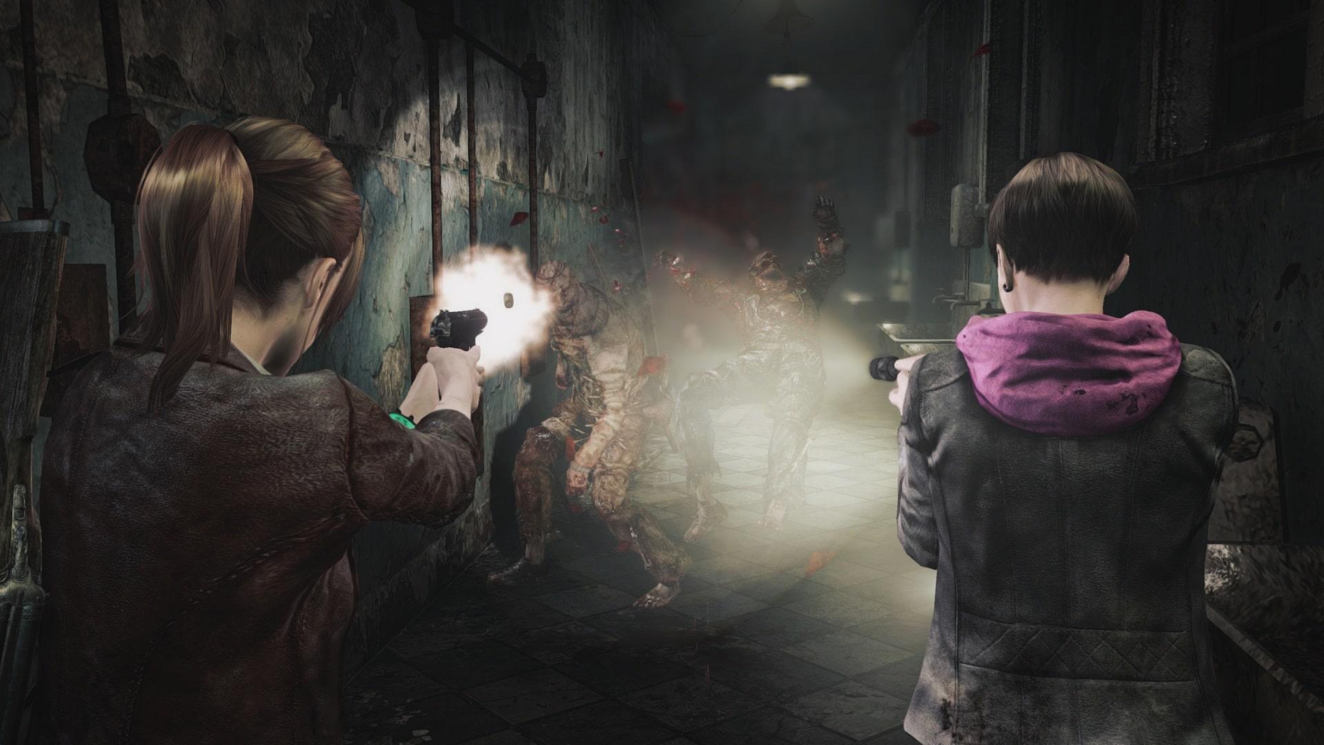 Test : Resident Evil : Revelations 2 - Episode 1 4