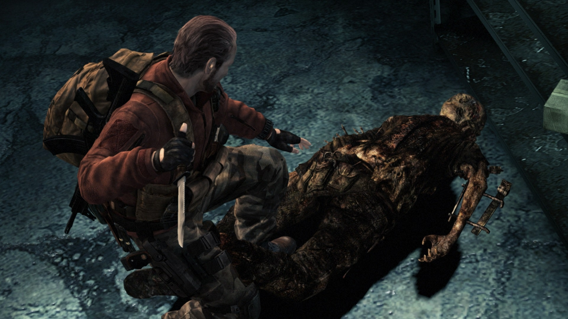 Test : Resident Evil : Revelations 2 - Episode 1 4