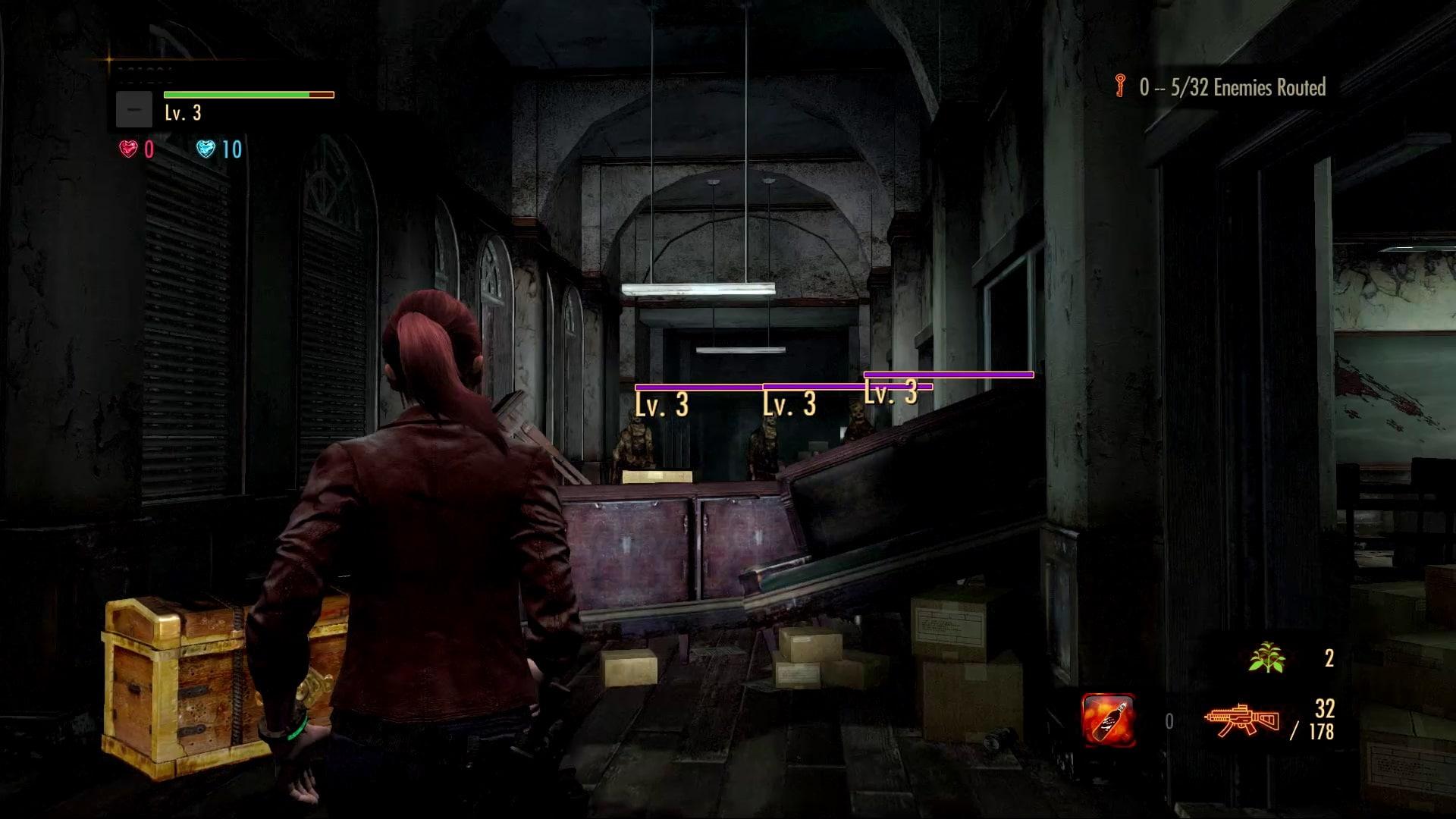 Test : Resident Evil : Revelations 2 - Episode 1 3
