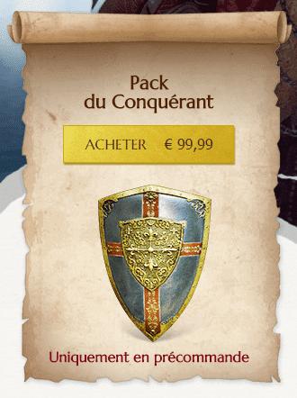 Pack-conquerant