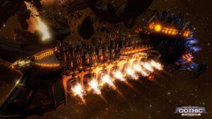 Battlefleet Gothic: Armada - Premiers pas dans le tutoriel 3