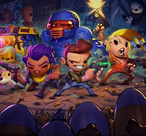 Test : Enter the Gungeon 4
