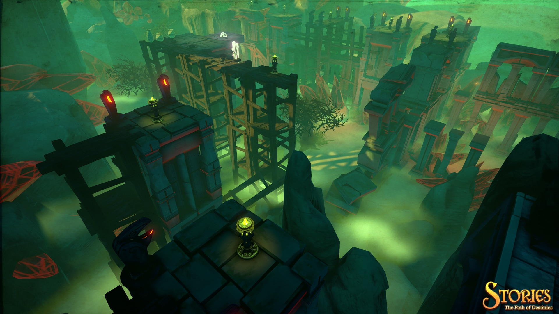 Test : Stories: The Path of Destinies 5