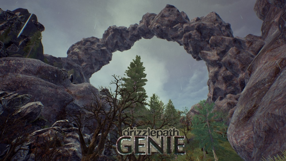 Test : Drizzlepath Genie 2