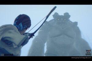 Prey for the Gods, un Kickstarter d'action-survie splendide 8