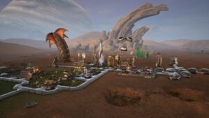 Aven Colony, découverte d'un city builder dans l'espace 12