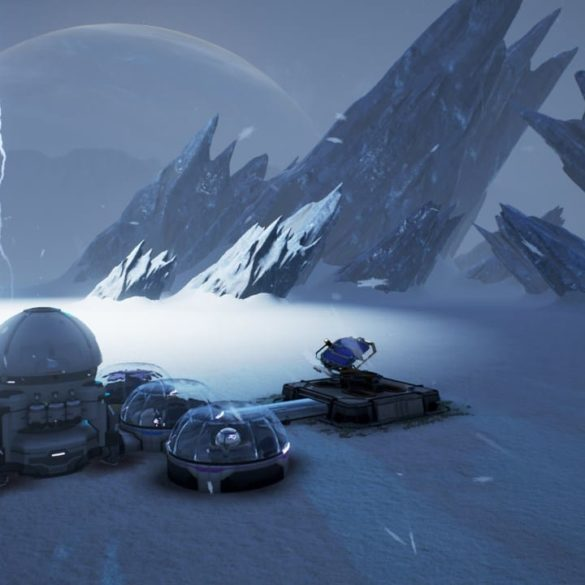 Aven Colony, découverte d'un city builder dans l'espace 7