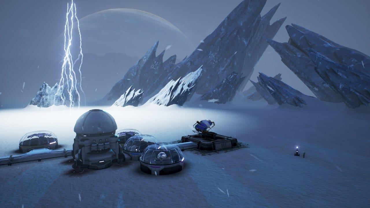 Aven Colony, découverte d'un city builder dans l'espace 2