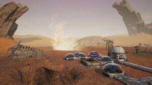 Aven Colony, découverte d'un city builder dans l'espace 10