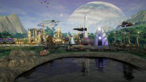 Aven Colony, découverte d'un city builder dans l'espace 9