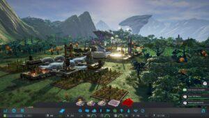 Aven Colony, découverte d'un city builder dans l'espace 5