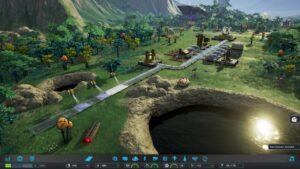 Aven Colony, découverte d'un city builder dans l'espace 4