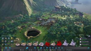Aven Colony, découverte d'un city builder dans l'espace 3