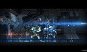 Code: HARDCORE, un jeu de combat de mecha en 2D sur Kickstarter 5