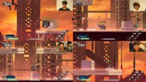 Code: HARDCORE, un jeu de combat de mecha en 2D sur Kickstarter 6