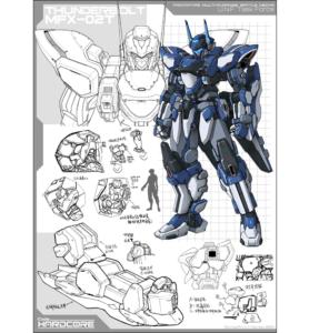 Code: HARDCORE, un jeu de combat de mecha en 2D sur Kickstarter 3