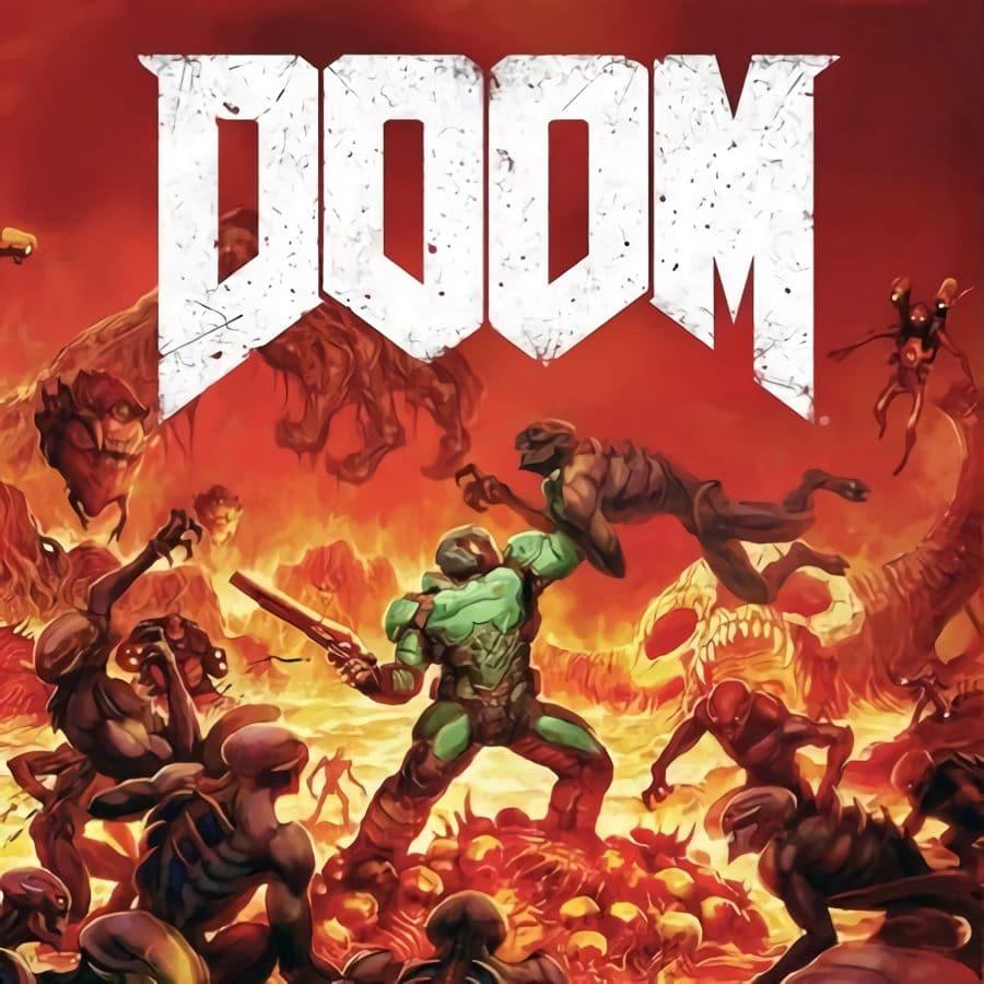 La bande originale de DOOM vient tout juste de sortir 3