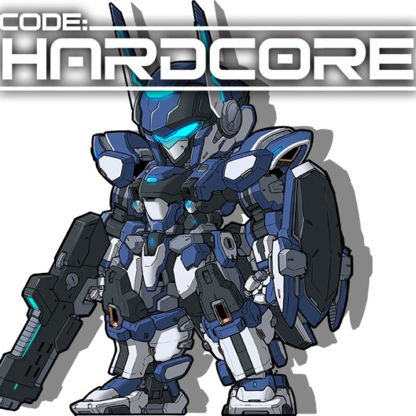 Code: HARDCORE, un jeu de combat de mecha en 2D sur Kickstarter 4