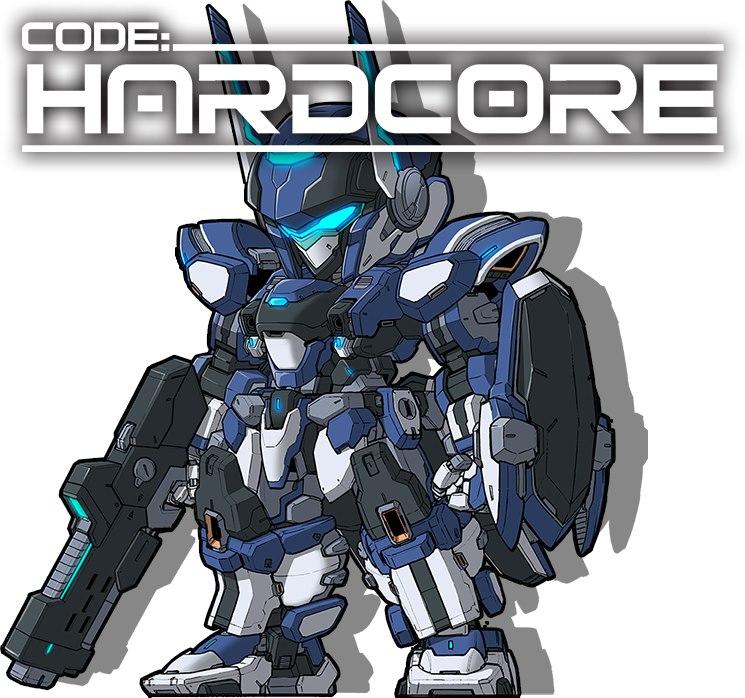Code: HARDCORE, un jeu de combat de mecha en 2D sur Kickstarter 2