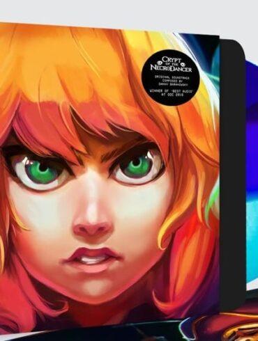 Crypt of the Necrodancer OST (Deluxe Double LP) bientôt disponible! 3