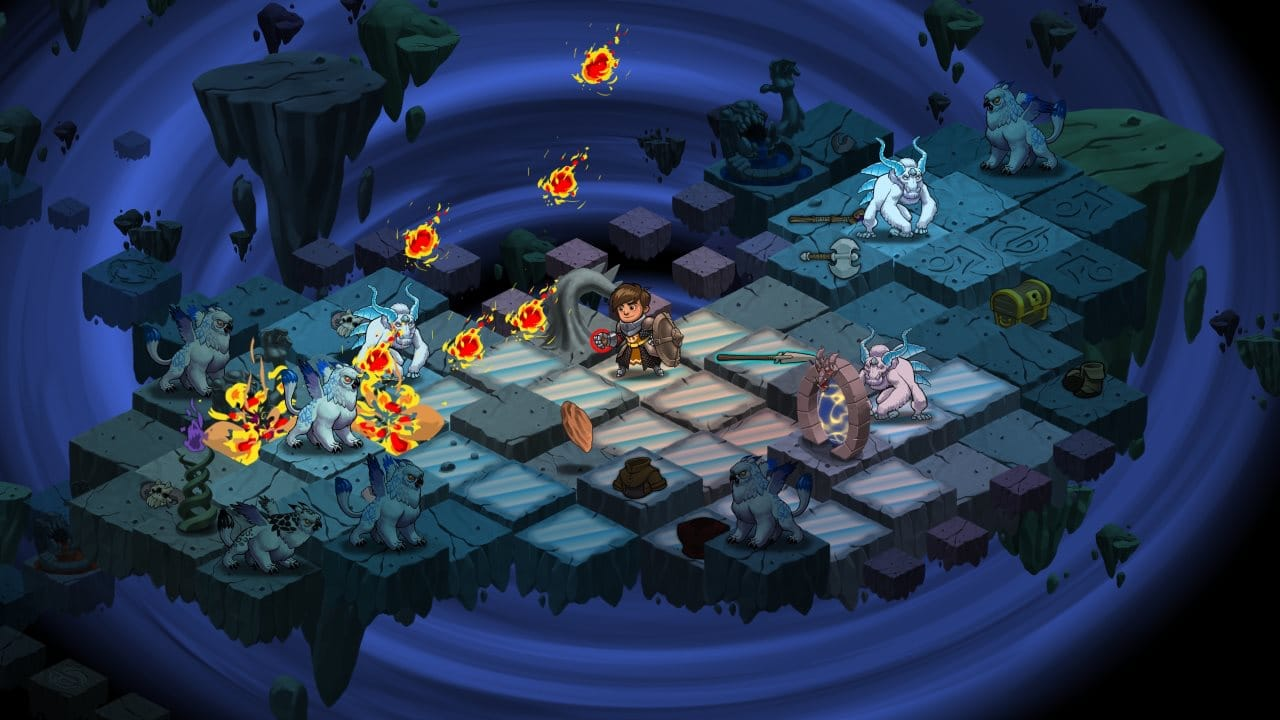 Test : Rogue Wizards 5