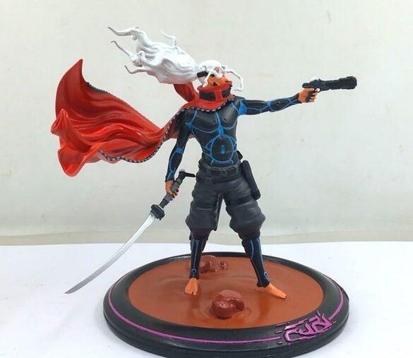 Furi - Rider Figurine