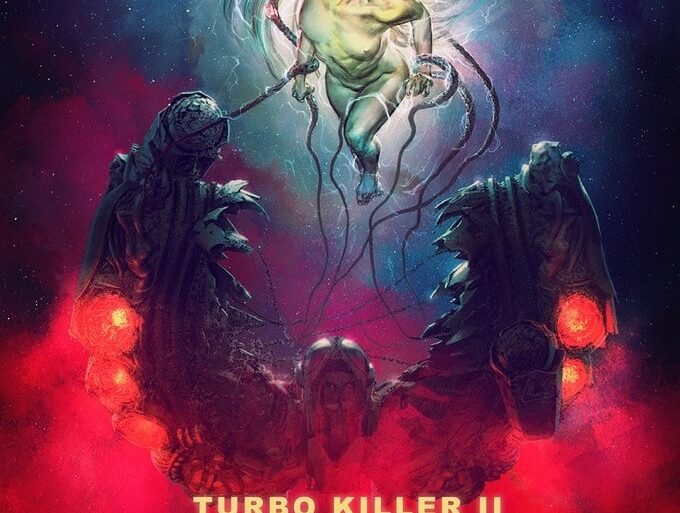 BLOOD MACHINES - Turbo Killer 2