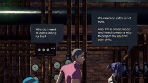 Necrobarista, une visual novel entre 2 mondes 3