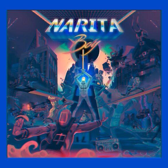 Narita Boy - Encore un jeu rétro tout en pixel sur Kickstarter 7