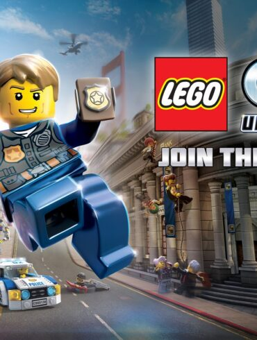 Test : LEGO City Undercover 3