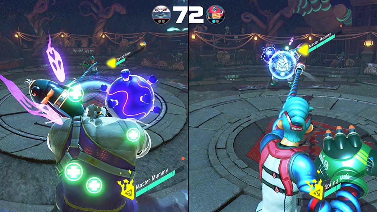 Test: Arms 5