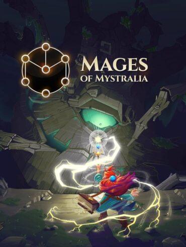 Mages of Mystralia,